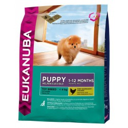EUKANUBA Puppy Toy Breeds Chicken