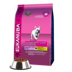 Eukanuba Adult Small Breeds Weight Control Chicken