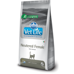 Farmina Vet Life NEUTERED FEMALE CAT
