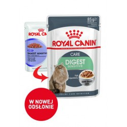 Royal Canin Digest Sensitive w sosie 12x85g