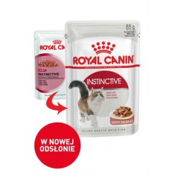 Royal Canin Instinctive w sosie 12x85g