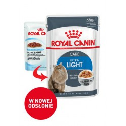 Royal Canin Ultra Light w galaretce 12x85g