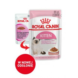Royal Canin Kitten w sosie 12x85g