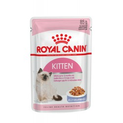 ROYAL CANIN Kitten w galaretce 12x85g