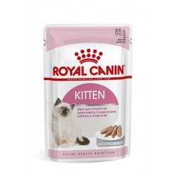 Royal Canin Kitten Instinctive pasztet 12x85g