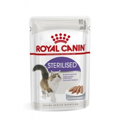 Royal Canin Sterilised pasztet 12x85g