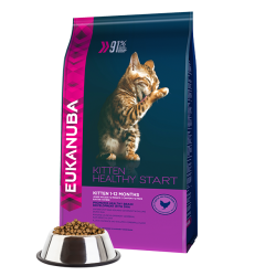 EUKANUBA KITTEN HEALTHY