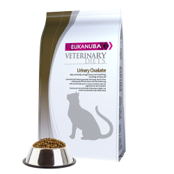 EUKANUBA VETERINARY DIETS URINARY OXALATE