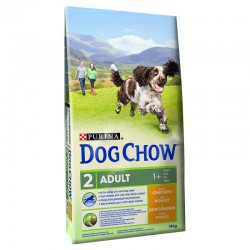 DOG CHOW ADULT Kurczak