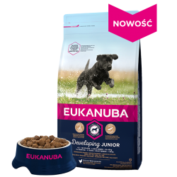 Eukanuba Developing Junior Chicken