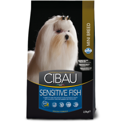 FARMINA CIBAU ADULT MINI SENSITIVE FISH