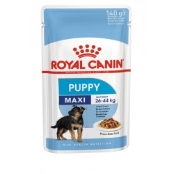 Royal Canin Maxi Puppy 10x140g