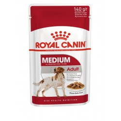 Royal Canin Medium Adult Sasz. 10x140g