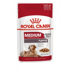 Royal Canin Medium Ageing Sasz. 10x140g