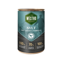 WESTHO SYLT LACHS & FORELLE 400g