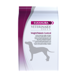 EUKANUBA Veterinary Diets Weight Diabetic Ctrl