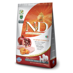 FARMINA N&D Grain Free Adult Med/Maxi Chicken