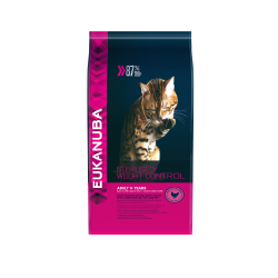 EUKANUBA Healthy Sterilised/Weight Control