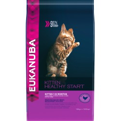 EUKANUBA Healthy Kitten